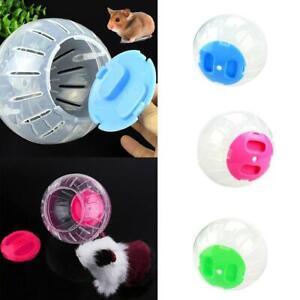 Pet Running Ball Kunststoff Grounder Jogging Hamster Pet Kleine Übung Spielzeug