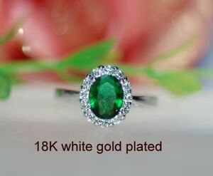 2ct-LOOK-oval-emerald-claster-ring-uk-size-S-us-9-5