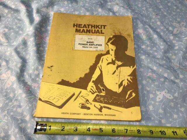 Heathkit Aa