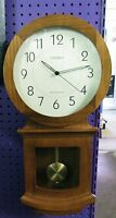 Linden School House Wall Clock Wok-7091