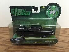 The Green Hornet Black Beauty Firepower collectors diecast vehicle 1/50 scale