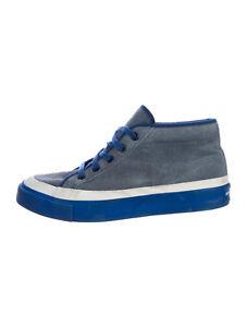 Billionaire-Boys-Club-Gray-Suede-Chukka-Sneakers-Size-5-5