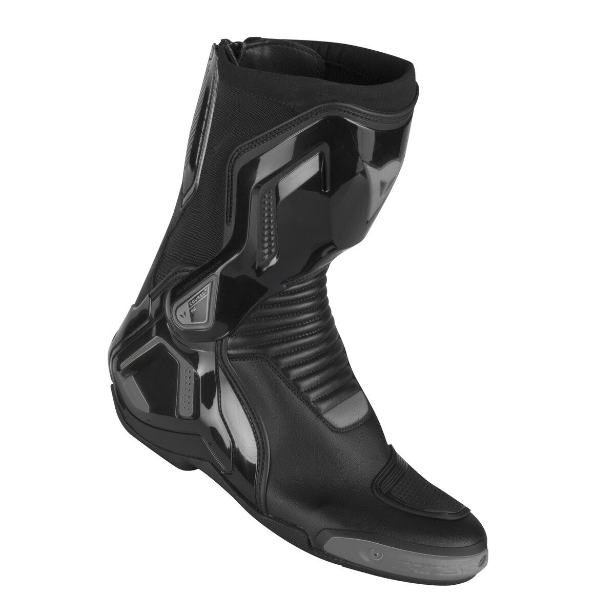 Dainese Course D1 Motorcycle Boots 604 Bl-Anthrazit Size 47