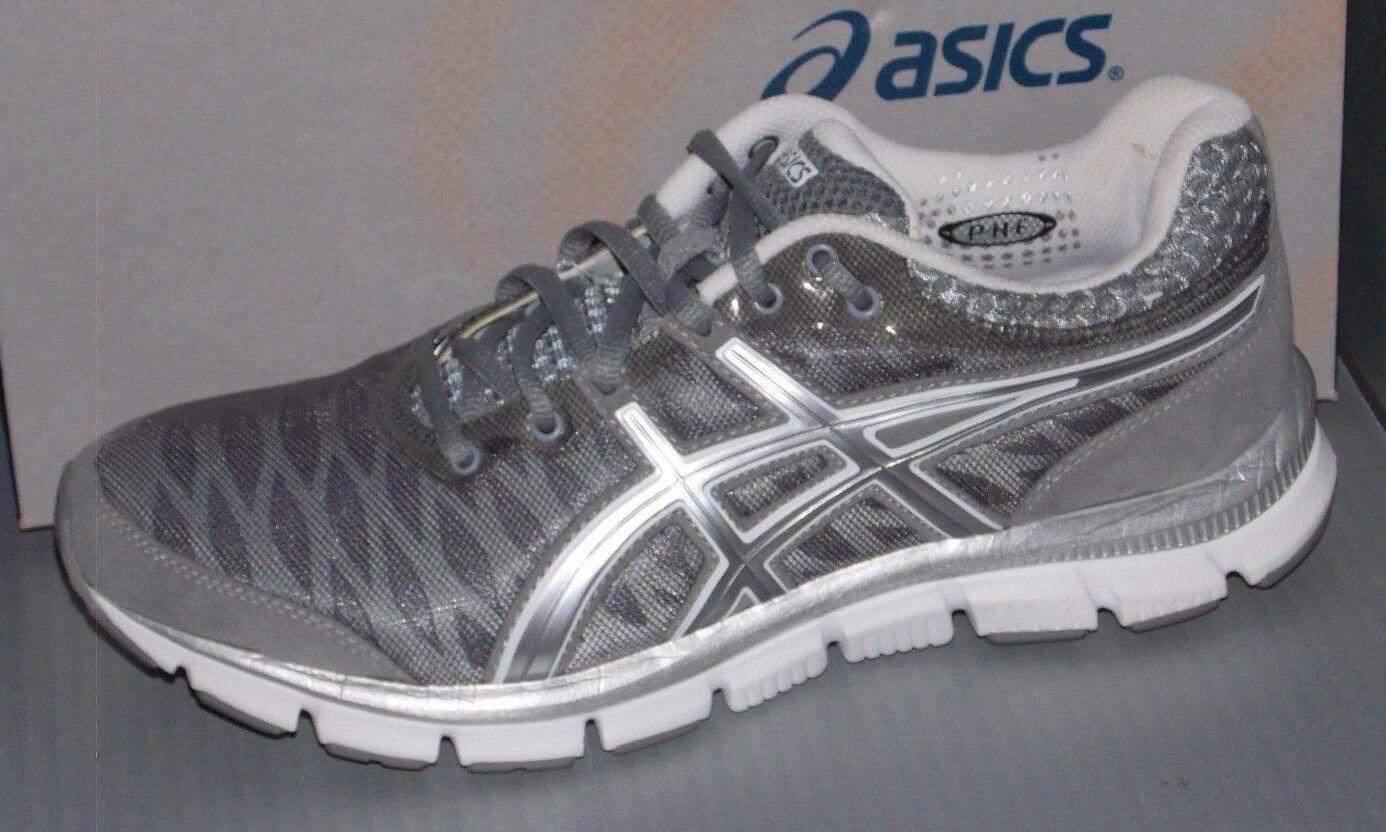 Mens Asics Gel-Nerve 33 en Colors gris blancoo Lightning