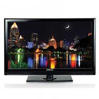 Axess 24 Led Ac/dc Tv Full Hd Hdmi Usb Digital/analog Tuner Remote Control
