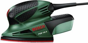 Ponceuse Multi Bosch - PSM 100 A (Livrée avec coffret de rangement et 3...