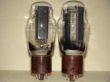 2 RCA JAN CRC 5R4 GY Vacuum Tubes 1944 &1945 Results = 2225/2200  2265/2190