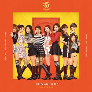 K-pop CD Twice 'Twicecoaster:Lane 2'