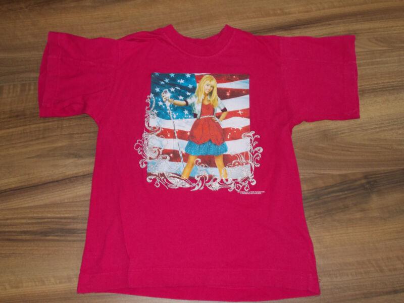 Aus Dem Ausland Importiert T-shirt Für Mädchen Gr. 146 Mit Hannah Montana Weitere Rabatte üBerraschungen