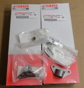 NEW GENUINE YAMAHA SNOWMOBILE FX NITRO 2008 ~ 2014 MIRROR KIT 8HB-W2628-00-0<wbr/>0