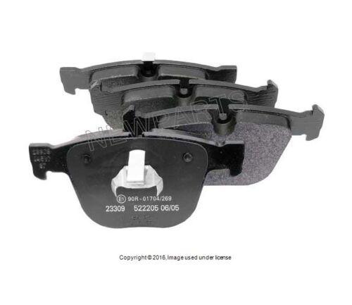 For BMW E60 E61 E63 E64 E65 E66 E70 E71 Rear Brake Pad Set Stoptech 34216768471