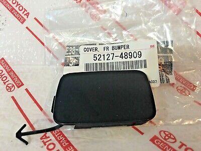 *NEW LEXUS RX350 RX450H FRONT RH BUMPER TOW HOOK COVER OEM CAP 10-12 PASSENGER