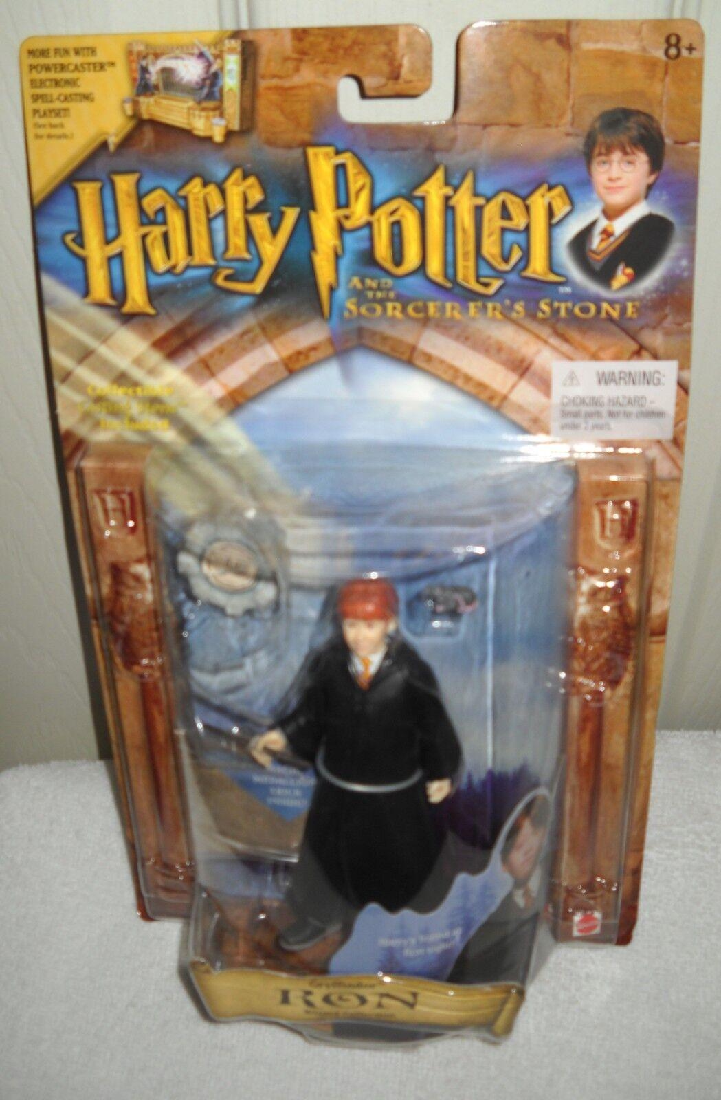 NOC Mattel Harry Potter Gryffindor Ron Wizard Collection Figure
