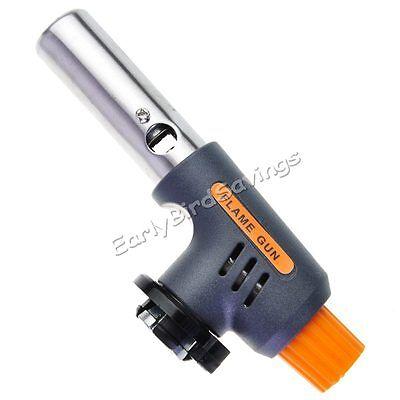 Multi Purpose Gas Torch Piezo Ignition Igniting Lighter Burner Tool Spray Gun