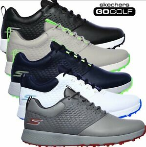 SKECHERS-ELITE-V-4-H2GO-WATERPROOF-SPIKELESS-GOLF-SHOES-NEW-2020