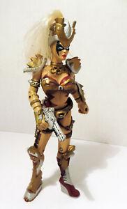 Vintage-Spawn-Series-6-Tiffany-the-Amazon-McFarlane-Toys-1996-Loose