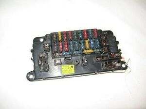 88 91 honda prelude oem inside interior in dash fuse box block with 1993 honda prelude fuse box diagram image is loading 88 91 honda prelude oem inside interior in