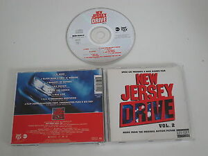 VARIES-NEUF-JERSEY-DRIVE-VOL-2-TOMMY-GARCON-EASTWEST-0630-10334-2-CD-ALBUM