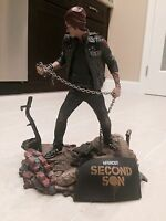 INFAMOUS SECOND SON DELSIN ROWE STATUE PS4 LIMITED EDITION
