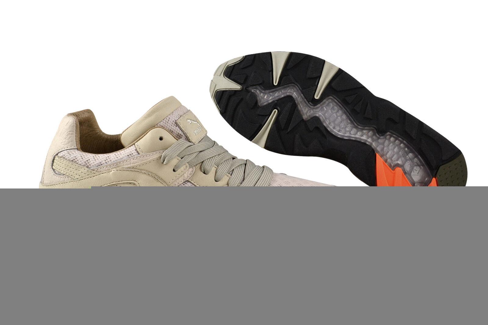Puma Blaze Crockhunter bonewhite/pelican/croissant Sneaker/Schuhe weiß