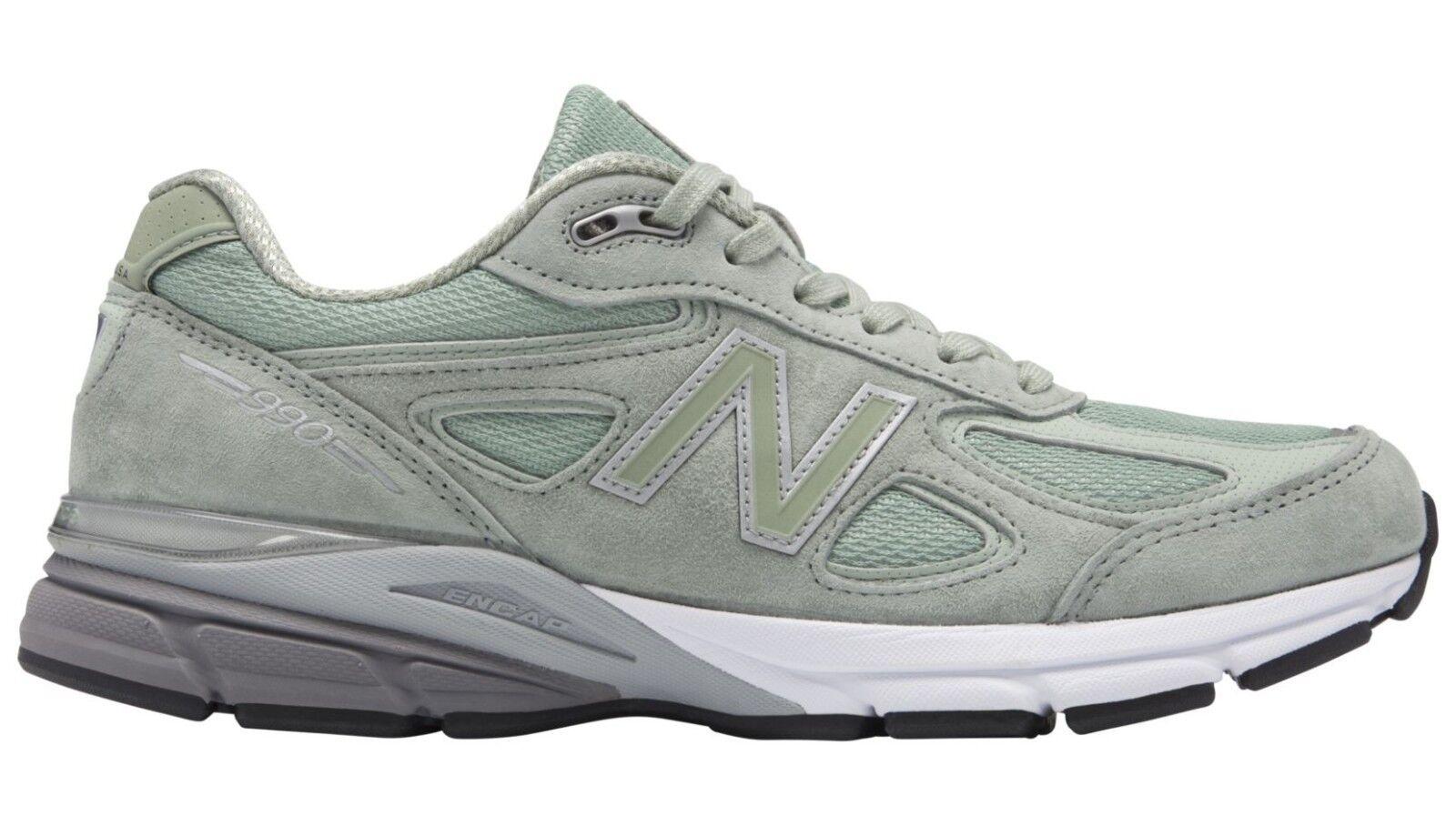 NIB NIB NIB New Balance MENS M990SM4 990 Silber MINT MADE IN USA RUNNING Turnschuhe 8-13 512e65