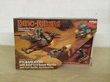 1987 Dino-Riders PTERANODON with RASP Tyco NOS Factory Sealed Vintage