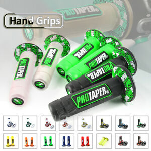 Handle MX Grip Pro Grip Fit GEL Motorcycle Dirt Pit Bike Rubber Handlebar Grips