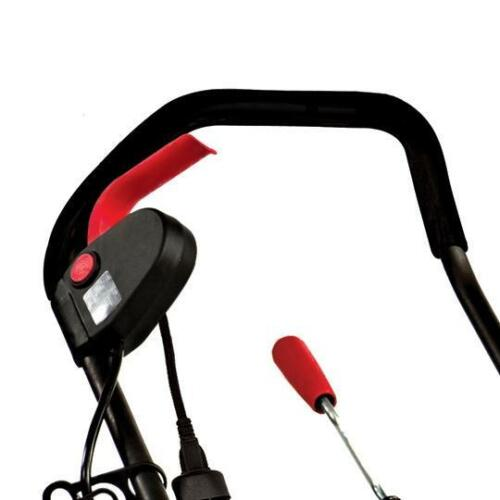 Snow Joe Red Electric Snow Thrower 18-Inch13.5-AmpCertified Refurbished