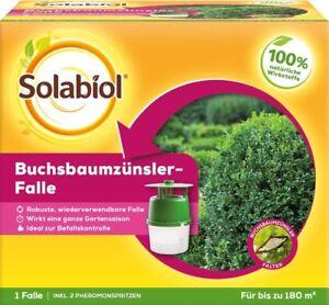 Bayer-Solabiol-Buchsbaumzuensler-Falle-Buxbaumzuensler-Falle