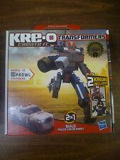 Transformers Kre-o Prowl Kreons NEW FREE SHIP US