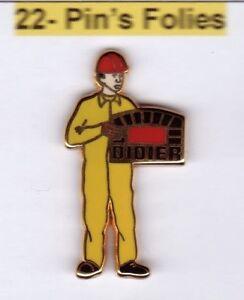 Pin-039-s-Arthus-Bertrand-CHEMINEES-DIDIER-JAUNE-RARE