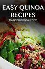 Main Dish Quinoa Recipes by Marriah Tobar (Paperback / softback, 2013)