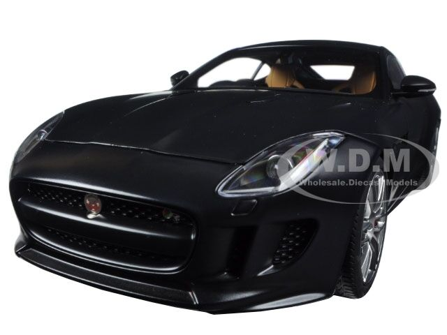 para mayoristas 2015 Jaguar F-Type R Coupe matt negro negro negro coche modelo 1 18 de Autoart 73652  comprar descuentos