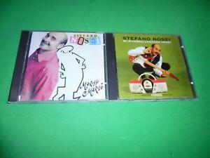 2 CD -  STEFANO NOSEI - MORISSI MARILU' + MI RICORDO LASAGNE VERDI - NUOVE COND