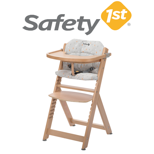 Safety 1st Timba Highchair Cushion Warm, Seat Cushions For Wooden High Chairs