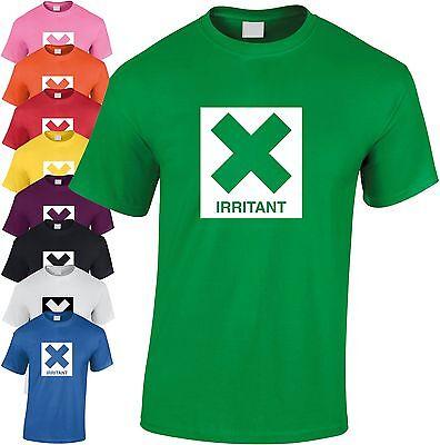 Funny Irritant Tshirt Unisex /& Kids Gift Humour