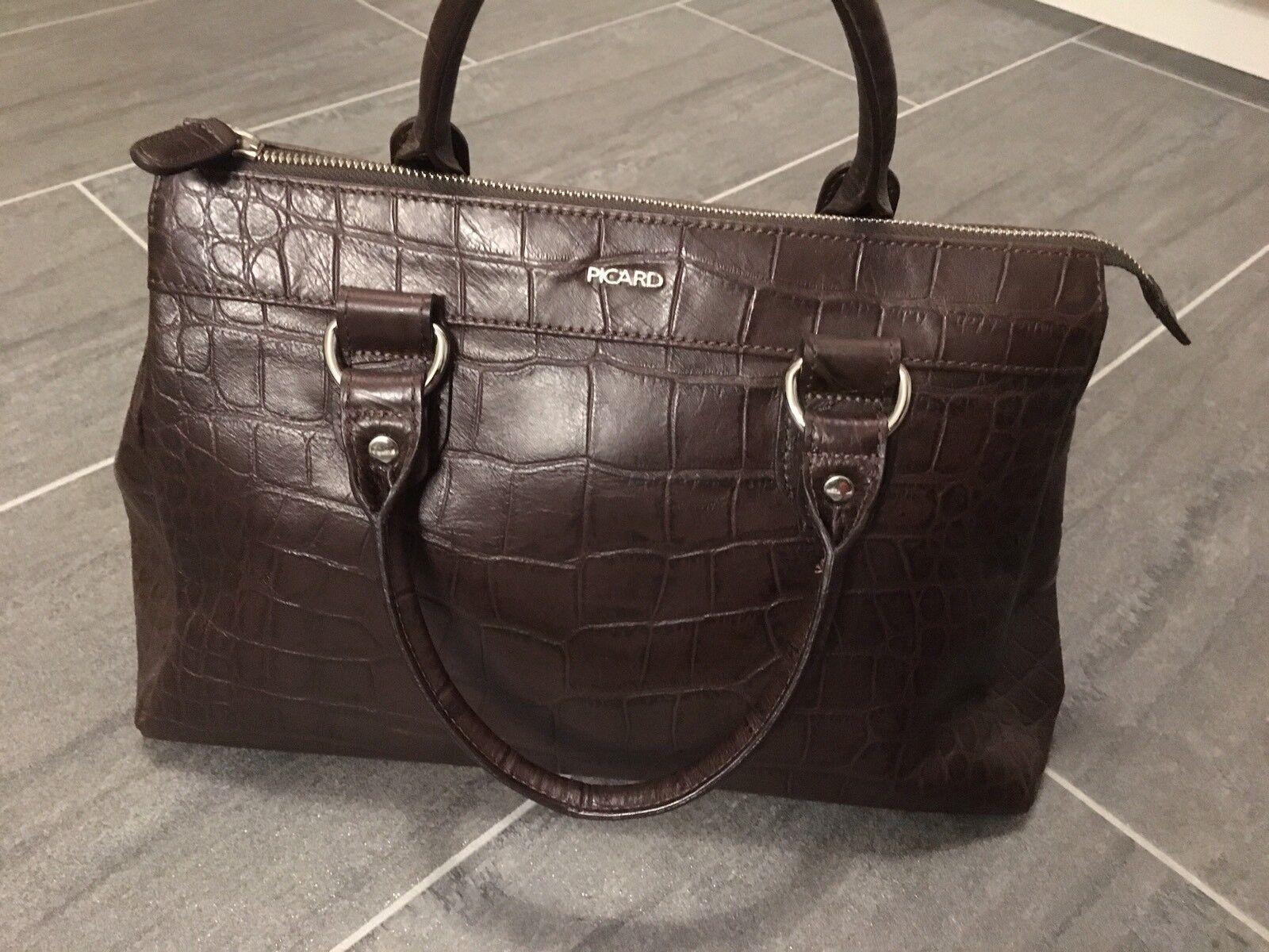 Damen Damen Damen Tasche von picard   Sehr gute Qualität  1f449e
