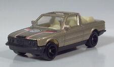 "BMW 325i 2.75"" Die Cast Scale Model Gold Metallic Race Car 37"