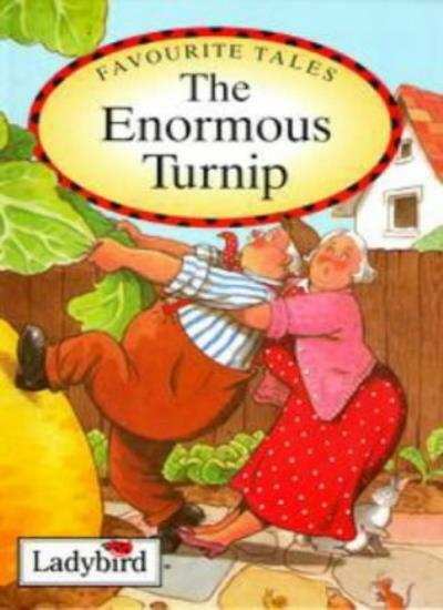 The Enormous Turnip : By  Nicola Baxter, Peter Stevenson
