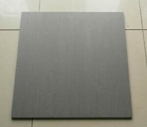 SAMPLE Lounge Dark Grey Matt Porcelain Wall and Floor tiles ...