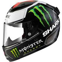 Shark Race-r Pro Lorenzo Monster Mat Black Helmet [different Sizes]