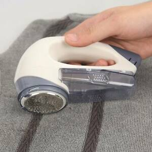 Portable-Sweater-Fabric-Blanket-Shaver-Lint-Fluff-Remover-Electric-Defuzzer