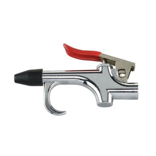 1//4 Inch N.P.T Rubber Tip Air Blow Gun Nozzle Dura-Block Air Blow Gun