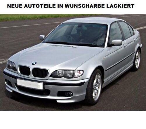 E46 /& 5er E39 an M-Paket Leisten  Stoßstange vorne Hinten Lackieren BMW 3er E36