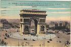 75 - cpa - PARIS - L'Arc de Triomphe (H7087)