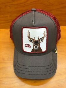 6fe75410 Goorin Bros Buck Fever Mesh Trucker Baseball Cap Animal Farm In ...