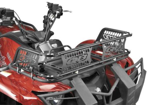 2007-2014 Yamaha Grizzly 350 4x4 New QuadBoss Adjustable Front Rack Extension