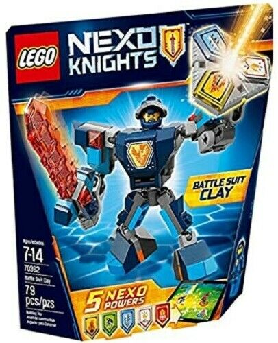LEGO NEXO KNIGHTS   new nuovo various available