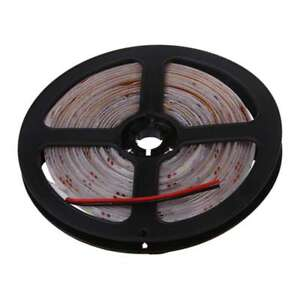 Impermeable-5M-LED-300-x-3528-SMD-12V-DC-20W-IP65-Luz-de-tira-blanco-F6S8-VM