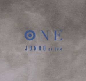 KPop JUNHO of 2PM ONE - Japan Special Edition- w/bouns track
